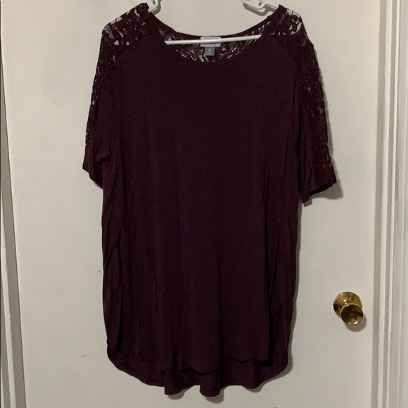 Old Navy Tops - Old navy tunic with lace details